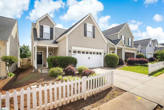 403 Bass Harbor Court, Simpsonville, SC 29681 (#1447650) :: Coldwell Banker Caine
