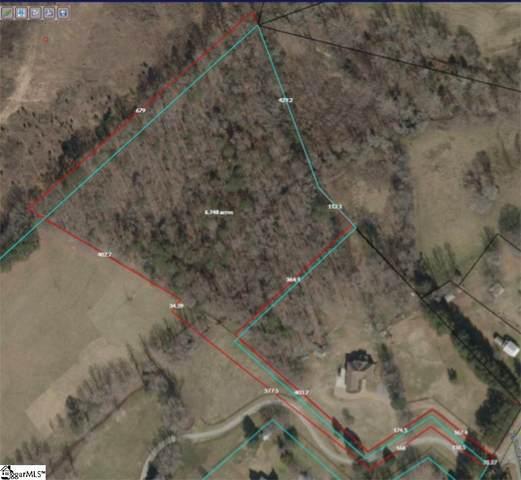 1785 Reidville Sharon Rd Road, Greer, SC 29651 (#1447658) :: Parker Group
