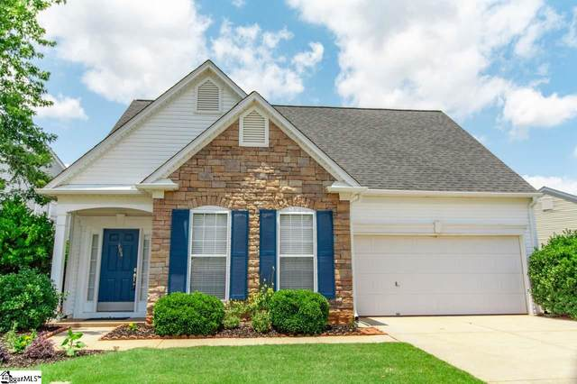 805 Medora Drive, Greer, SC 29650 (#1447668) :: Realty ONE Group Freedom