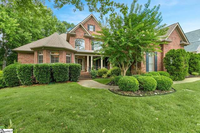 18 Oaklynn Court, Simpsonville, SC 29680 (#1447670) :: Realty ONE Group Freedom