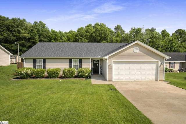 623 Wickson Court, Spartanburg, SC 29301 (#1447730) :: Realty ONE Group Freedom
