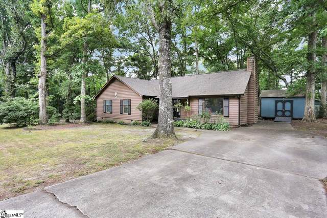 3 Woodharbor Drive, Taylors, SC 29687 (#1447735) :: The Toates Team
