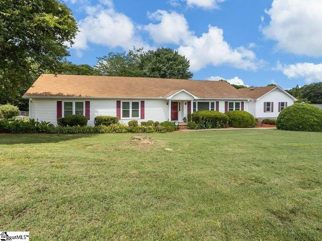 823 Shoresbrook Drive, Spartanburg, SC 29301 (#1447745) :: Realty ONE Group Freedom