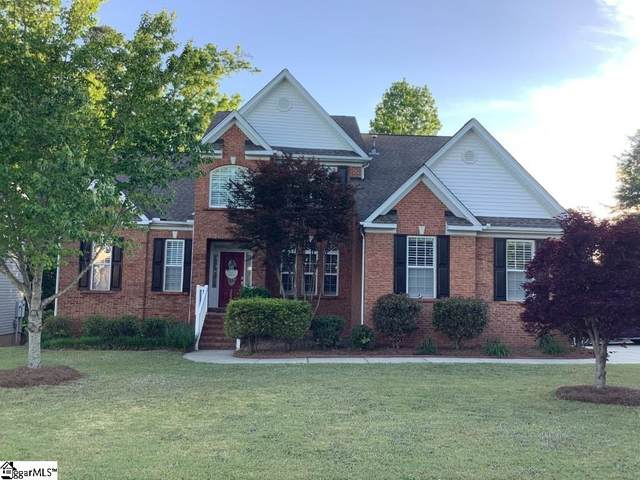 200 Tamora Court, Simpsonville, SC 29681 (#1447770) :: Coldwell Banker Caine
