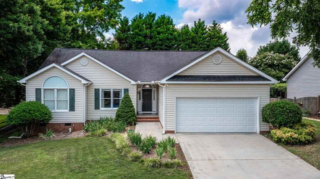 3 Quail Meadow Lane, Greenville, SC 29617 (#1447788) :: Realty ONE Group Freedom