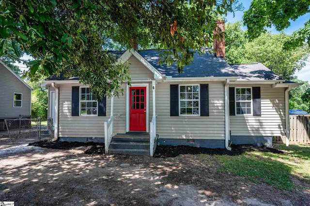 6 W Wilburn Avenue, Greenville, SC 29611 (#1447830) :: Coldwell Banker Caine