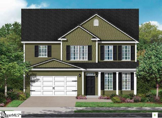 15 Needham Drive, Simpsonville, SC 29681 (#1447849) :: Coldwell Banker Caine