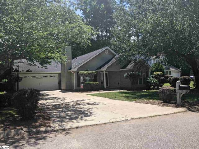 8 Donegal Court, Simpsonville, SC 29681 (#1447876) :: Coldwell Banker Caine