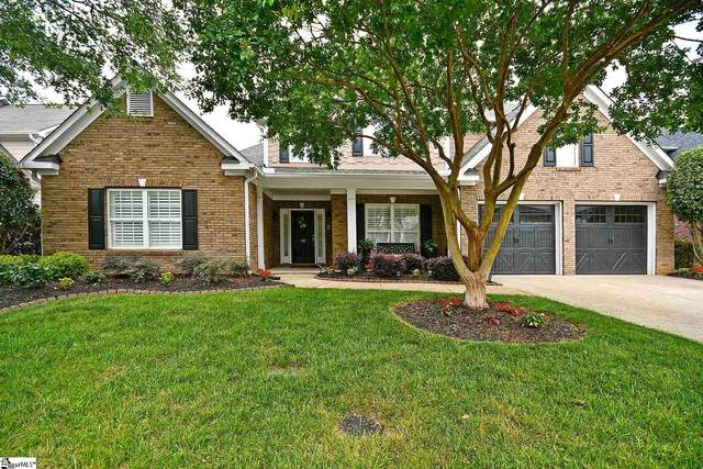 18 Springhead Way, Greer, SC 29650 (#1447899) :: Coldwell Banker Caine