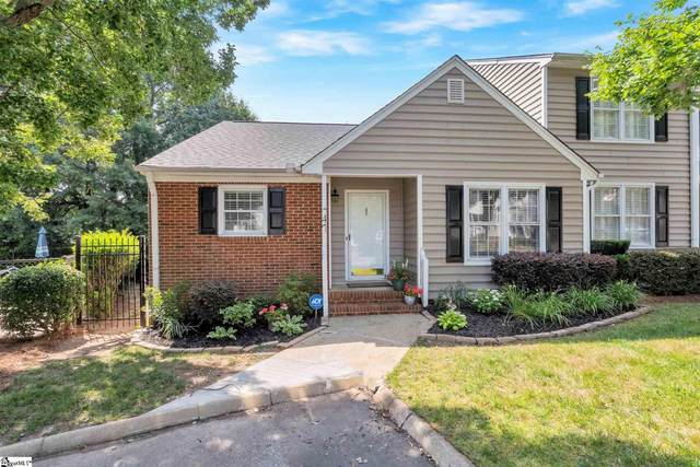 40 Wood Pointe Drive #47, Greenville, SC 29615 (#1447907) :: The Haro Group of Keller Williams