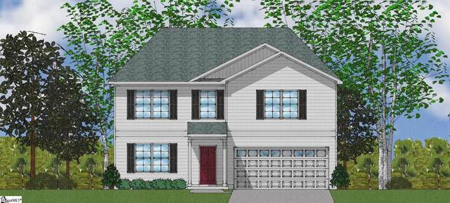 7230 Clemie Court Lot 58, Boiling Springs, SC 29316 (#1447932) :: Coldwell Banker Caine