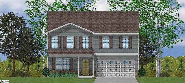 7054 Luna Mae Court Lot 14, Boiling Springs, SC 29316 (#1447933) :: Coldwell Banker Caine
