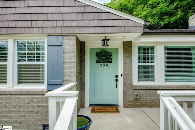 228 Asbury Avenue, Greenville, SC 29601 (#1447939) :: Realty ONE Group Freedom