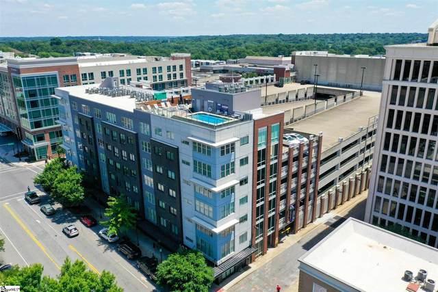 100 E Washington Street Unit: 54, Greenville, SC 29601 (#1447955) :: The Haro Group of Keller Williams