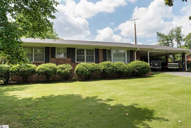 252 Foxhall Road, Spartanburg, SC 29306 (#1447962) :: Coldwell Banker Caine