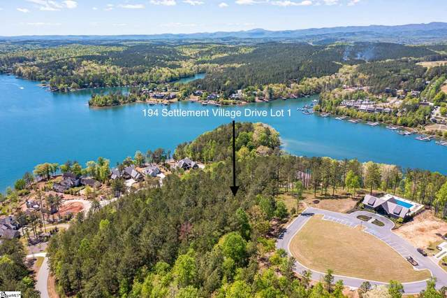 194 Settlement Village Drive, Sunset, SC 29685 (#1447977) :: Realty ONE Group Freedom