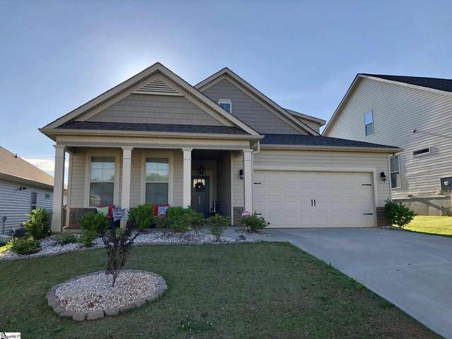 423 Stepstones Drive, Boiling Springs, SC 29316 (#1447987) :: Coldwell Banker Caine