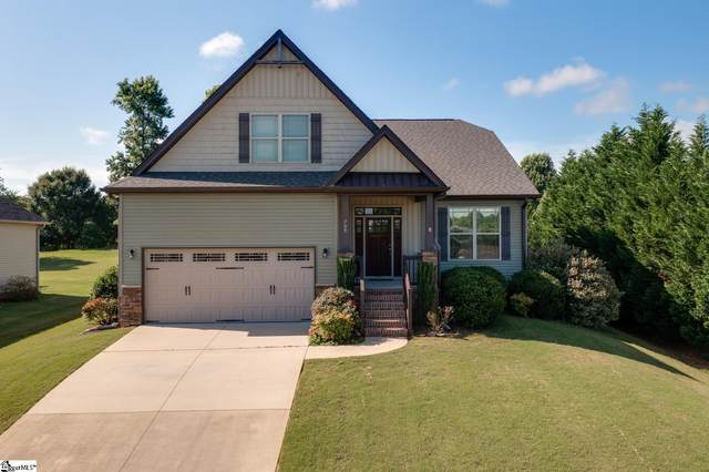 709 Ravel Court, Travelers Rest, SC 29690 (#1448002) :: Coldwell Banker Caine