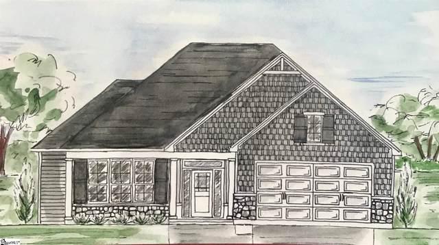 213 Pleasant Brook Road, Simpsonville, SC 29680 (#1448007) :: Modern