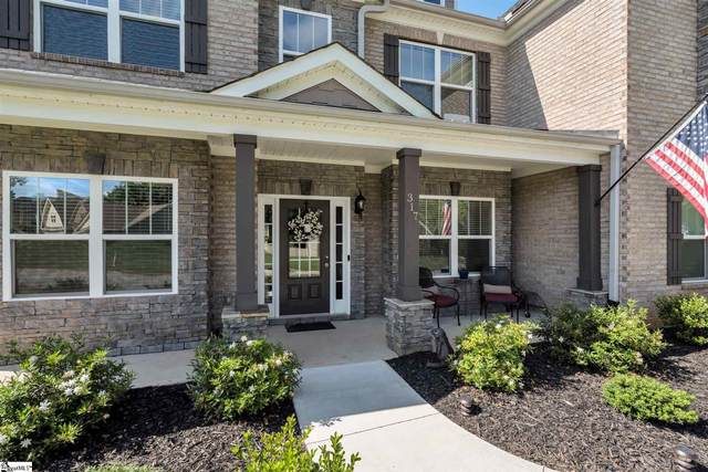 317 Tea Olive Place, Simpsonville, SC 29680 (#1448015) :: Coldwell Banker Caine