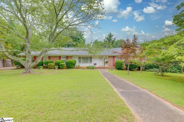 4608 Coach Hill Drive, Greenville, SC 29615 (#1448040) :: The Haro Group of Keller Williams