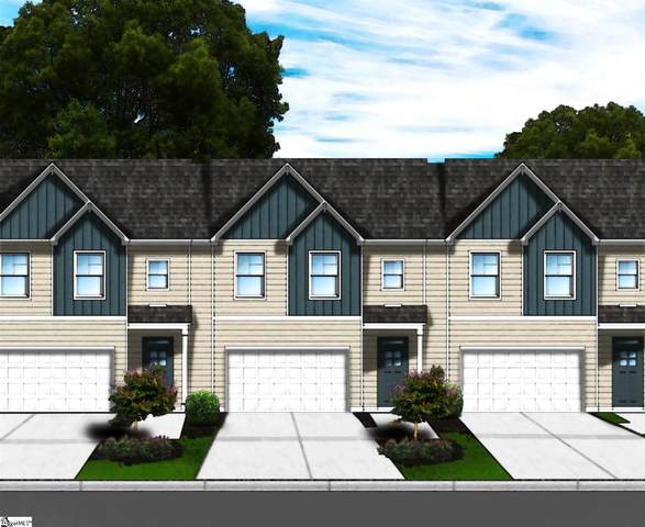 303 Trail Branch Court Lot 22, Greer, SC 29650 (#1448047) :: Coldwell Banker Caine