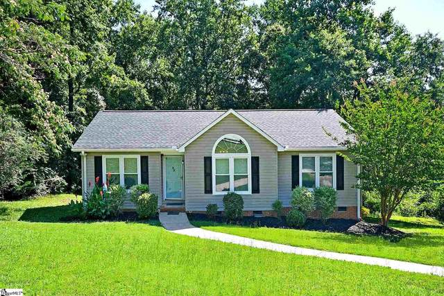 25 Pine Ridge Drive, Greenville, SC 29605 (#1448181) :: Realty ONE Group Freedom