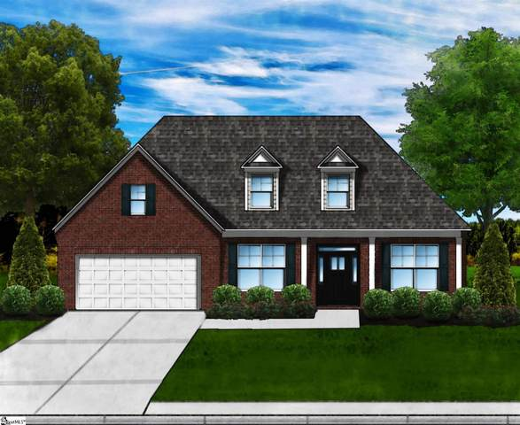 531 Cox Road Lot 26, Greer, SC 29651 (#1448255) :: Coldwell Banker Caine
