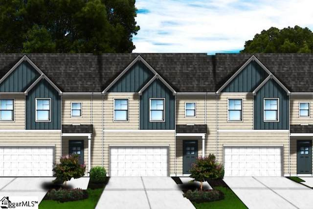 305 Trail Branch Court Lot 23, Greer, SC 29650 (#1448284) :: Coldwell Banker Caine