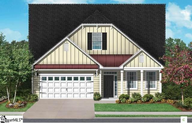 284 Burdette Road, Simpsonville, SC 29681 (#1448286) :: Hamilton & Co. of Keller Williams Greenville Upstate