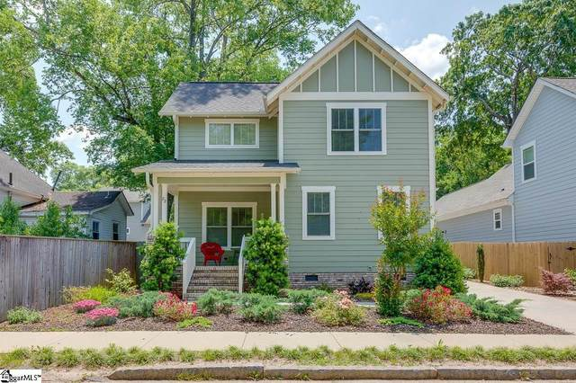22 Stall Street, Greenville, SC 29609 (#1448292) :: Realty ONE Group Freedom