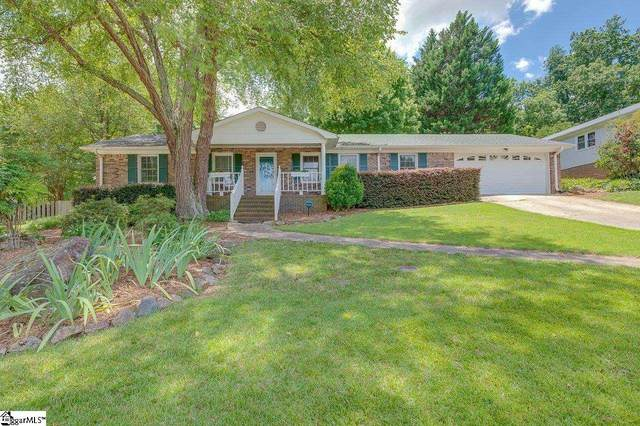5 Dawnwood Drive, Greenville, SC 29615 (#1448313) :: Coldwell Banker Caine