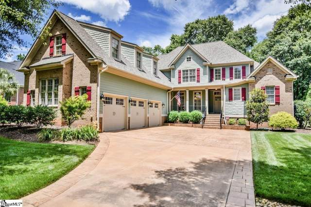 5 Sycamore Ridge Drive, Simpsonville, SC 29681 (#1448328) :: Coldwell Banker Caine