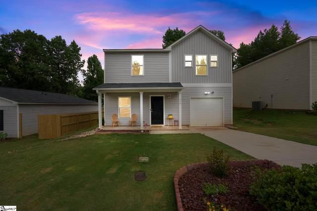 319 Cedar Ridge, Anderson, SC 29621 (#1448329) :: Coldwell Banker Caine