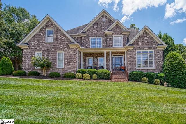 109 Weatherstone Lane, Simpsonville, SC 29680 (#1448350) :: Realty ONE Group Freedom