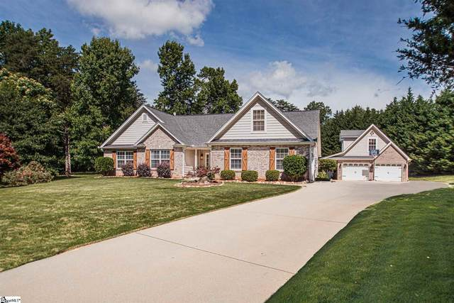 204 View Forest Court, Greer, SC 29651 (#1448384) :: Realty ONE Group Freedom