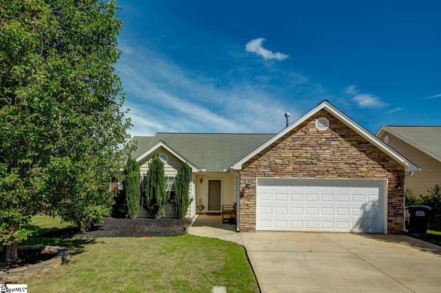 1 Heatherfield Drive, Simpsonville, SC 29680 (#1448388) :: Modern