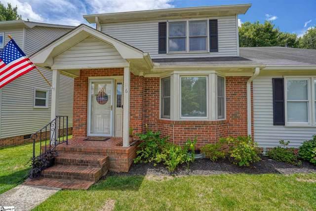 6 Hillington Place, Greer, SC 29651 (MLS #1448402) :: Prime Realty
