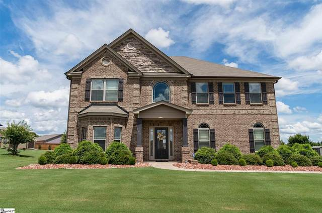 195 Harbrooke Circle, Greer, SC 29651 (#1448403) :: Realty ONE Group Freedom