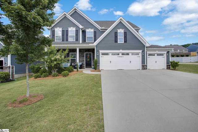 100 Dauphine Way, Greer, SC 29650 (#1448406) :: Realty ONE Group Freedom