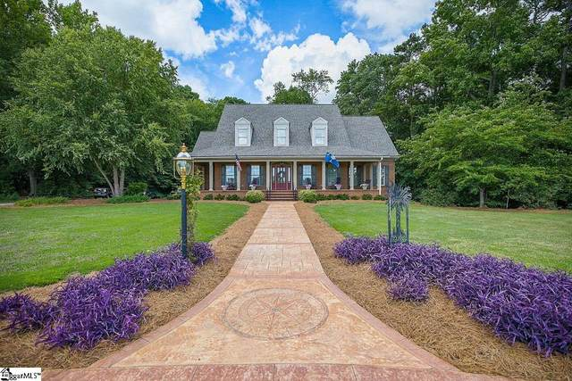 212 Ridge Way, Simpsonville, SC 29680 (#1448410) :: Coldwell Banker Caine