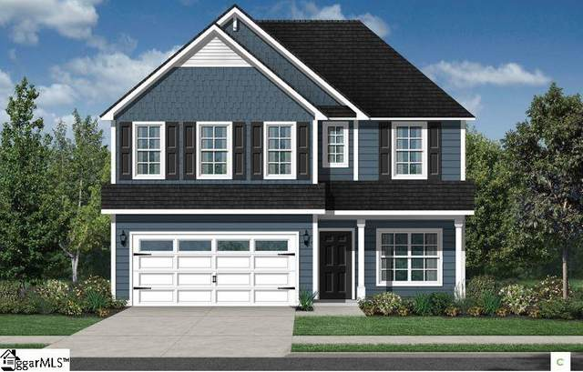 2 Needham Drive, Simpsonville, SC 29681 (#1448411) :: Hamilton & Co. of Keller Williams Greenville Upstate