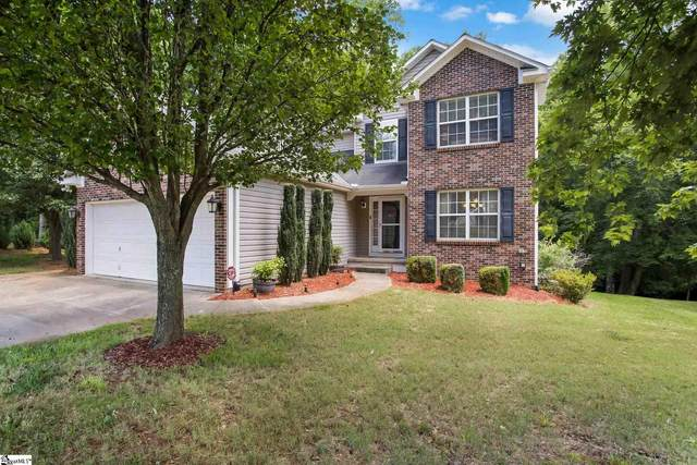 345 Marble Lane, Boiling Springs, SC 29316 (#1448421) :: Coldwell Banker Caine