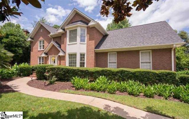 203 Forrester Creek Way, Greenville, SC 29607 (#1448432) :: Coldwell Banker Caine