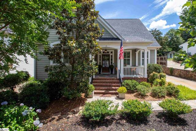 10 Waccamaw Circle, Greenville, SC 29605 (#1448449) :: Realty ONE Group Freedom