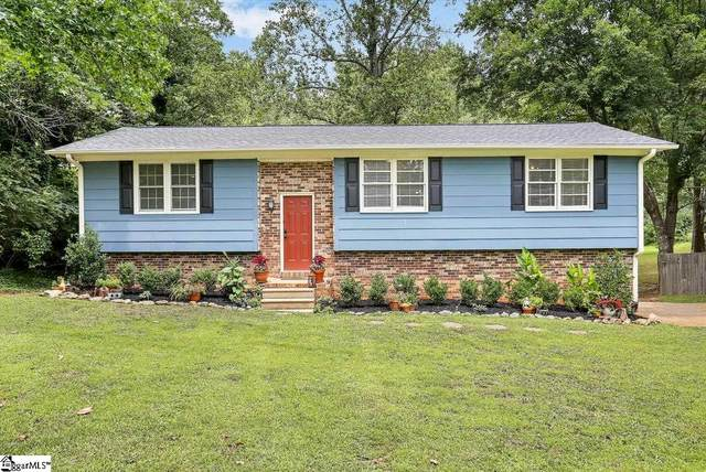 405 Forest Hills Drive, Williamston, SC 29697 (#1448485) :: Realty ONE Group Freedom