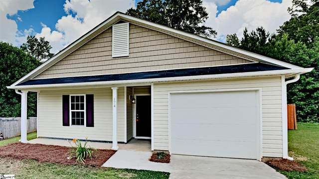 174 Old Timber Road, Woodruff, SC 29388 (#1448494) :: Coldwell Banker Caine
