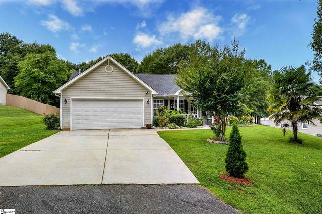 462 Guyton Road, Williamston, SC 29697 (#1448530) :: Hamilton & Co. of Keller Williams Greenville Upstate