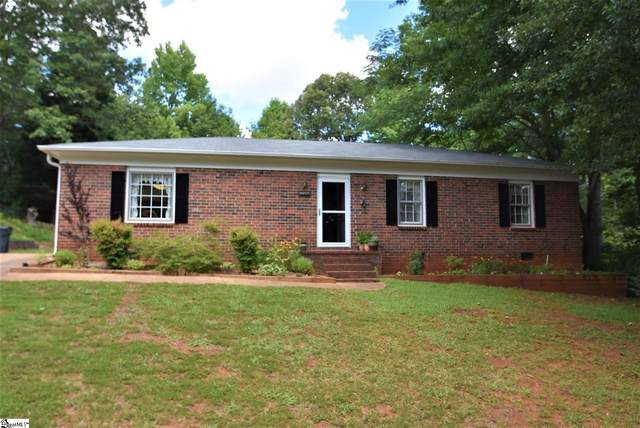 306 Berea Forest Circle, Greenville, SC 29617 (#1448552) :: Coldwell Banker Caine