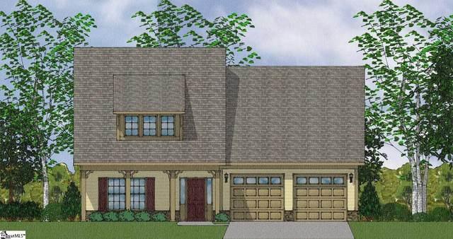 614 Betony Way Lot 20, Greenville, SC 29607 (#1448561) :: The Haro Group of Keller Williams